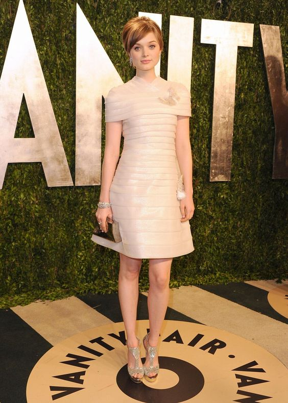 Twitter / CHANEL: Bella Heathcote at the ...