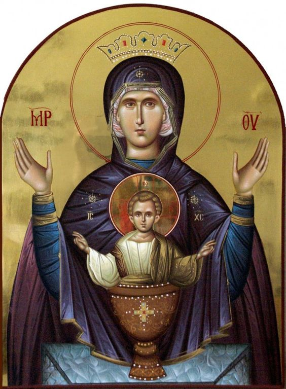 Icon of the Theotokos                                                                                                                                                                                 More