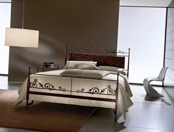 Forja beltran decoracion muebles de forja camas forja for Cabecero hierro forjado