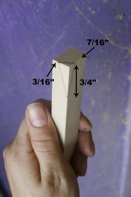 Architektur Holz Diy Tapered X Lampe Diyundhaus Com Holz Diy Lampe Holz