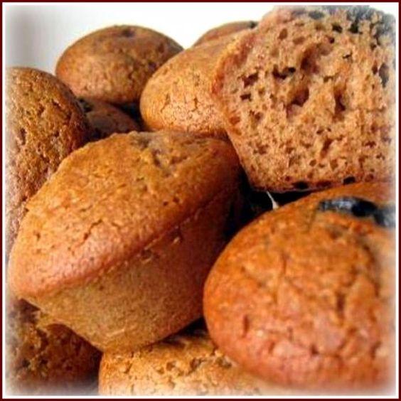 Домашний хлеб: мы знаем о нем все! - Маффины из гречневой муки. Вкусно и полезно!