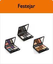 Festejar Sexteto de  Sombras Una Diversas cores  DE R$ 83,20 POR: R$ 66,50 rede.natura.net/espaco/FABIOLARAQUEL