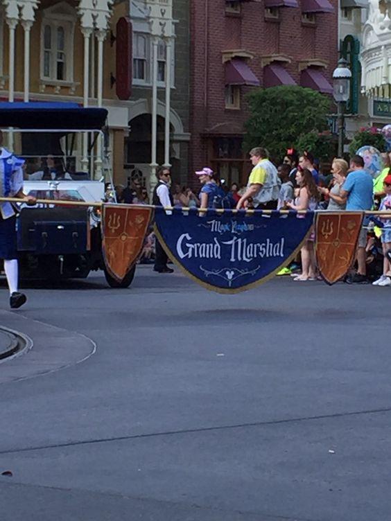 Nothing like a Disney Parade