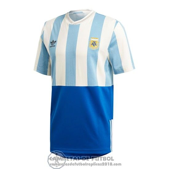 266fee22d0 Comprar Tailandia Camiseta Argentina Special Mashup Copa Del Mundo Retro Barata  2018 - Camisetas de futbol