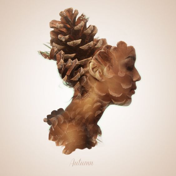 Graphic designer and illustrator Alon Avissar is putting a new twist on double exposures. Avissar was inspired by the dieing winter and wanted to experiment with seasonal portraits: With it being the dead of winter and having been snowed in for the past couple days now, I starting thinking about what designs I could create …