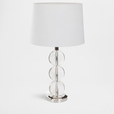 lamp met drie bollen zara home home and zara. Black Bedroom Furniture Sets. Home Design Ideas