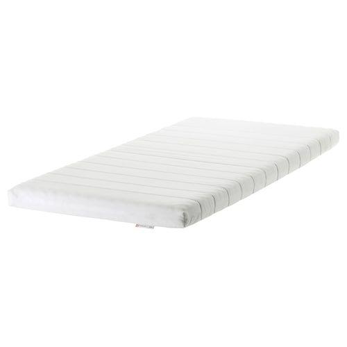 Minnesund Foam Mattress Firm White Twin Ikea Mattress Foam