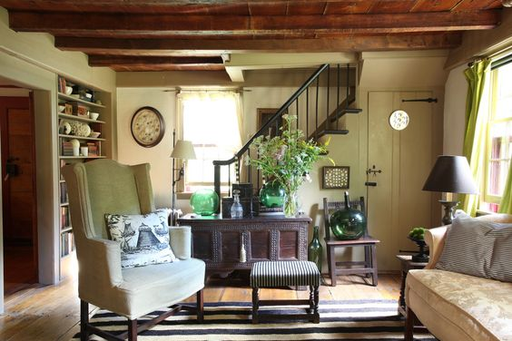 Guys Cottages And Living Rooms On Pinterest