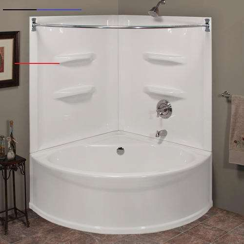 Bathtub Shower Combo Things You Need To Know Before Beginning Pool Design Ideas In 2020 Bathtub Shower Combo Bathtub Walls Bathroom Design Small