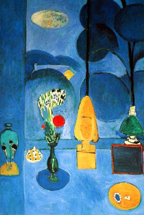 Pinterest le catalogue d 39 id es - La chambre bleue picasso ...