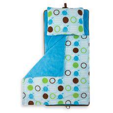 Aquatopia Whale Blue Memory Foam Nap Mat With Pillow Bed Bath