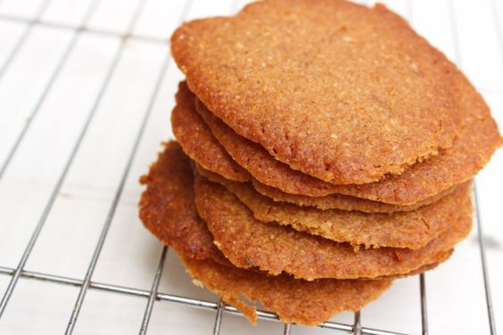 I can even enjoy my latest recipe for ginger biscuits that are gluten, dairy, egg, grain and refined sugar-free as well as being suitable for paleo diets...