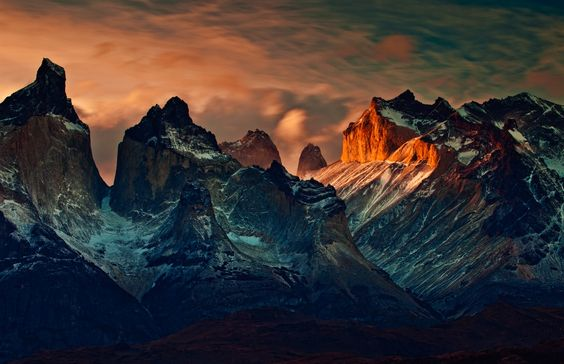 Torres del Paine, Chile by marion faria on 500px.