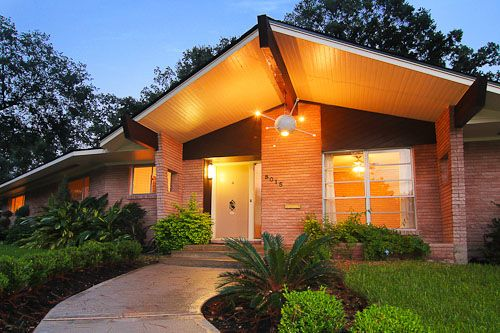 Houston Time Capsule And Midcentury Modern On Pinterest