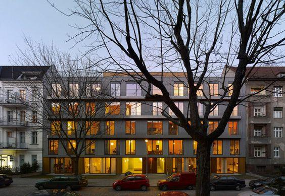 Baugemeinschaft 3XG - Holzbau - Berlin Pankow