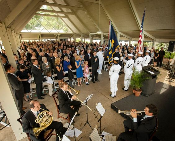 Neil Armstrong Family Memorial Service