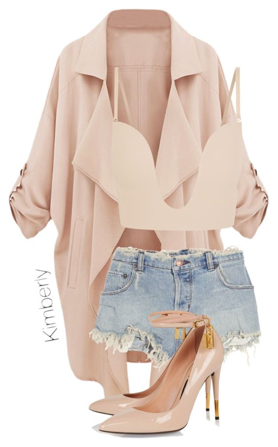"""""""Untitled #1725"""" by whokd ❤ liked on Polyvore featuring Ksubi, Tom Ford and Fashion Forms"""