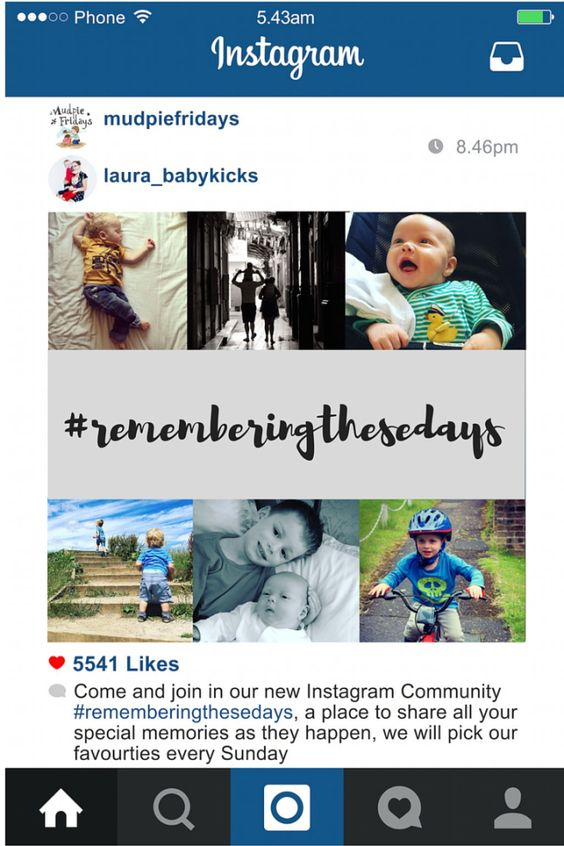 #rememberingthesedays new Instagram community to share your memories in. Favourite four picked by the hosts every Sunday to feature on IG and on their blogs. Grow your Instagram following and make memories at the same time
