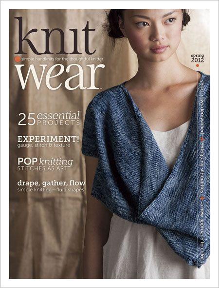 Knit.Wear Spring 2012 | Martinas Bastel- & Hobbykiste