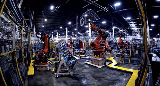 IoT technologies bring efficiency and customization to manufacturing