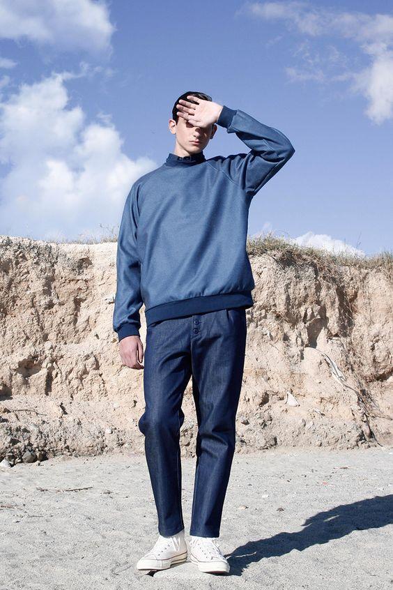 #Menswear #Trends SUNNAY Fall Winter 2015 Otoño Invierno #Tendencias #Moda Hombre   F.Y!