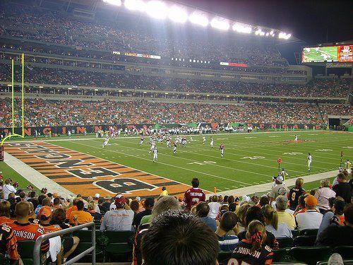 Cincinnati Bengals Tickets!