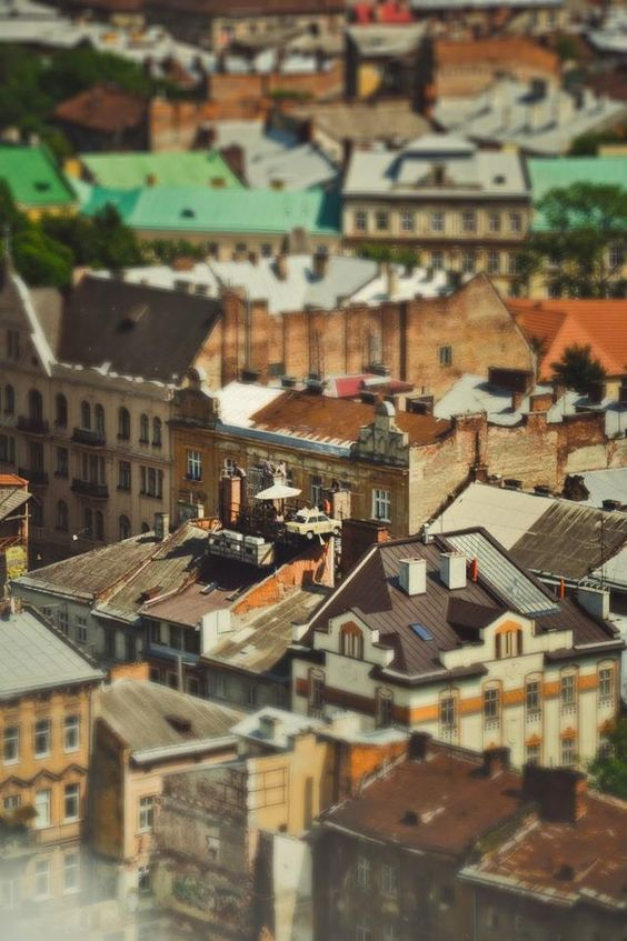 Lviv, Ukraine, from Iryna with love