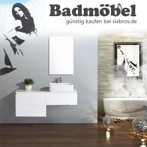 = SixBros Badmöbel = Einfach zum Wohlfühlen!!  https://www.sixbros.de/Article?s=bad