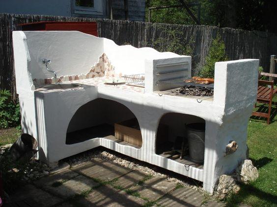 der grillplatz | garten -ideen | pinterest, Hause und Garten