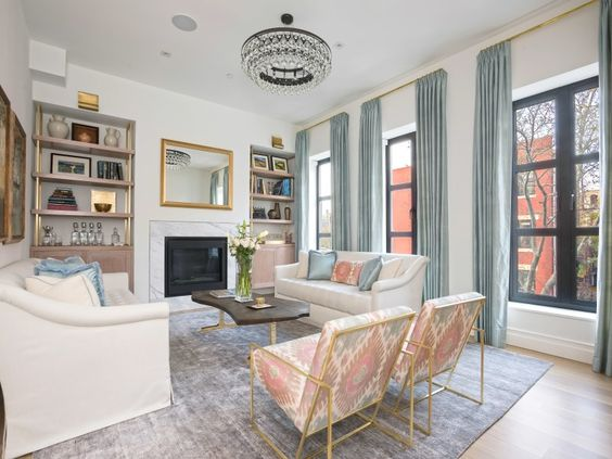FOR SALE - Luxury Townhouse in Cobble Hill #luxury