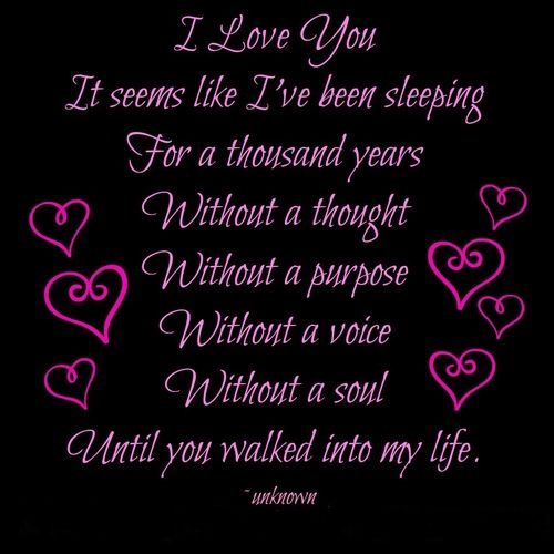 Sweet Love Quotes For Him: Pinterest • The World's Catalog Of Ideas