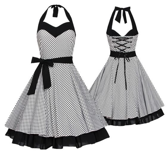 Rockabilly swing Dress