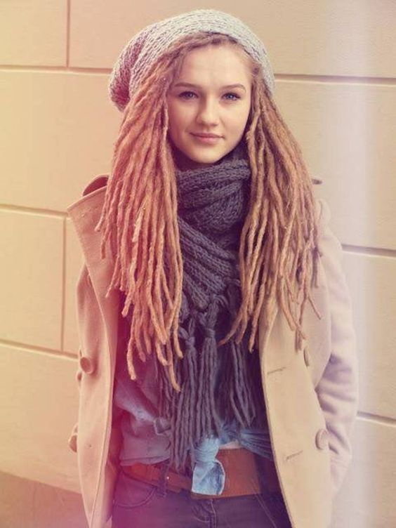 Dreads Hairstyles Girls Different styles for dreadlocks different ...