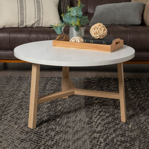 Null Coffee Table Round Coffee Table White Round Coffee Table