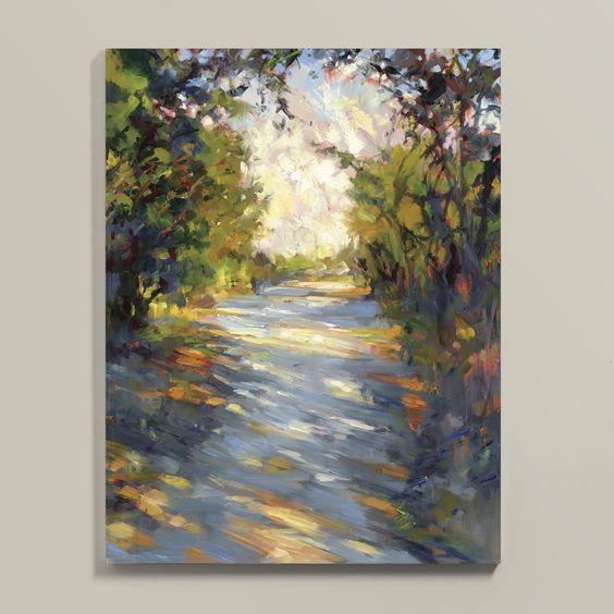 Pathway Glow Art