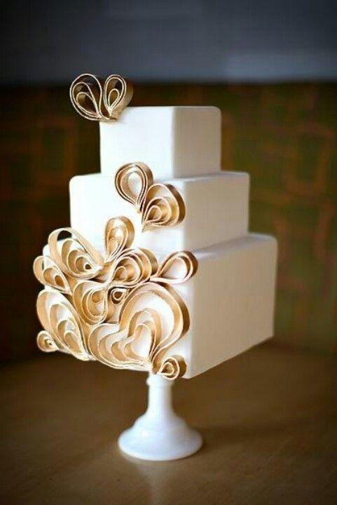 Heart Cake: