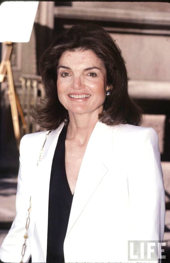 "First Lady ~~Jacqueline Lee (Bouvier) Kennedy Onassis commonly known as ""Jackie"" (July 28, 1929 – May 19, 1994) was the wife of the 35th President of the United States, John F. Kennedy, and First Lady of the United States during his presidency from 1961 until his assassination in 1963. http://en.wikipedia.org/wiki/Jacqueline_Kennedy_Onassis   ❤☀❤☀❤☀❤☀❤☀❤"