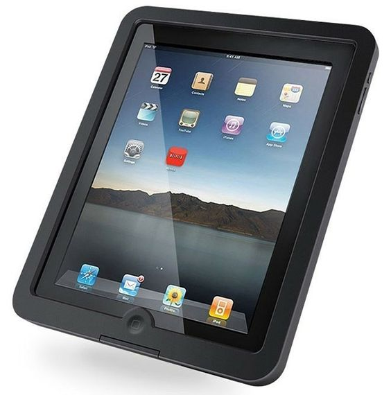 Latest from LifeProof: Waterproof iPad Case