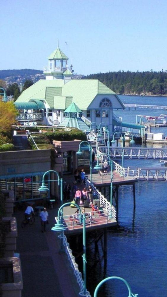 Vancouver Island, British Columbia, Canada, North America, Geography, Nanaimo Harbour, Marinas,