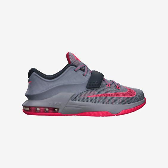 KD VII (3.5y-7y) Kids' Basketball Shoe