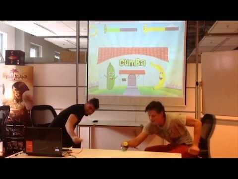 Cuumba Makey Makey Game