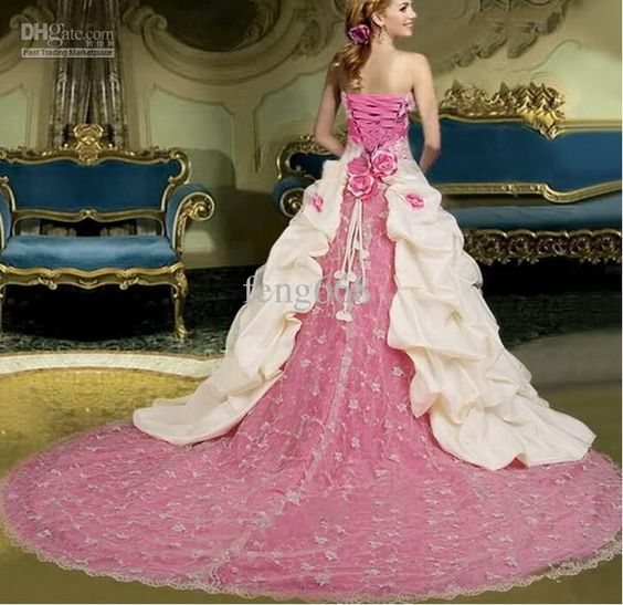 Wedding dresses fashion trends European wedding gown designers ...