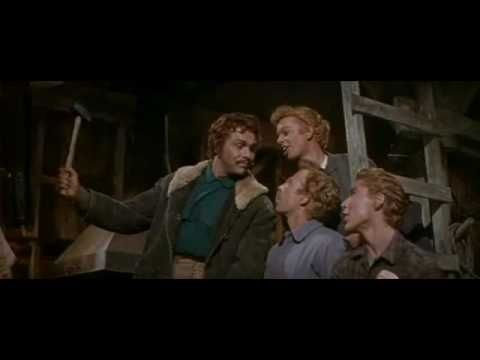 Sobbin' Women - Seven brides for seven brothers