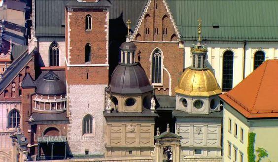 Cracovie / Extraits / Extrait : la cathedrale de Wawel - Le grand tour | Autre