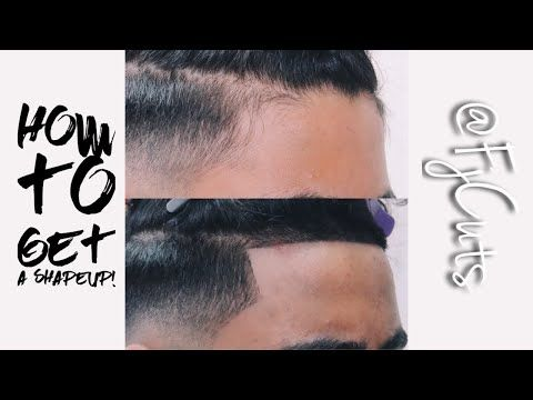 16+ Giving yourself a haircut trends