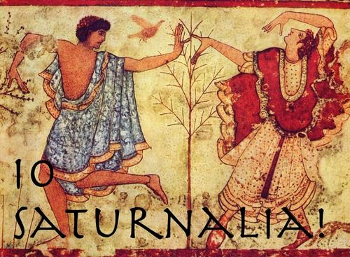 Io Saturnalia! | Pagan Festivals, Pagan and iOS