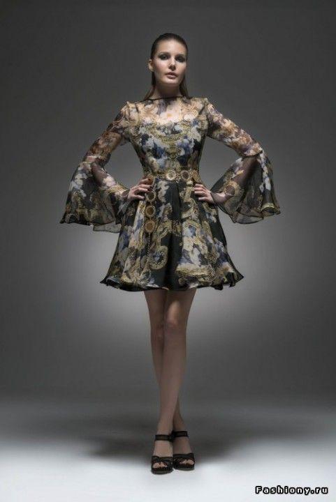 (+1) - Необычные платья от Isabel Sanchis Haute Couture Осень-Зима 2014-2015 | Мода