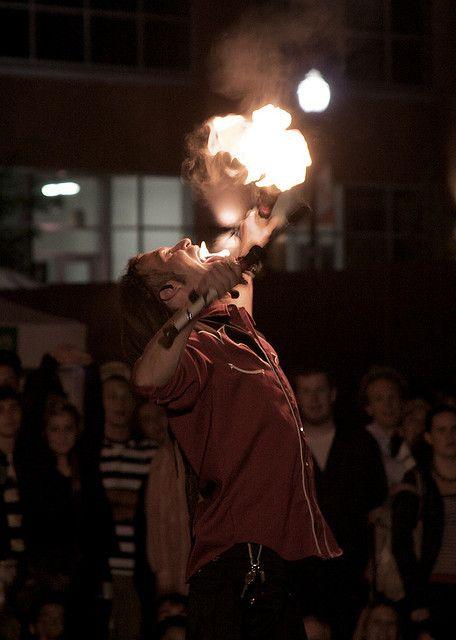 Fire! Waterloo Busker Carnival | Flickr - Photo Sharing!