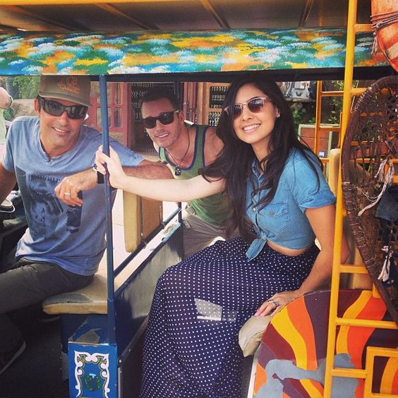 @CamilaBanus: Islands of adventure with the gang! @galengering @KateMansi Shawn, and Eric ! #fun #universalorlando #dool