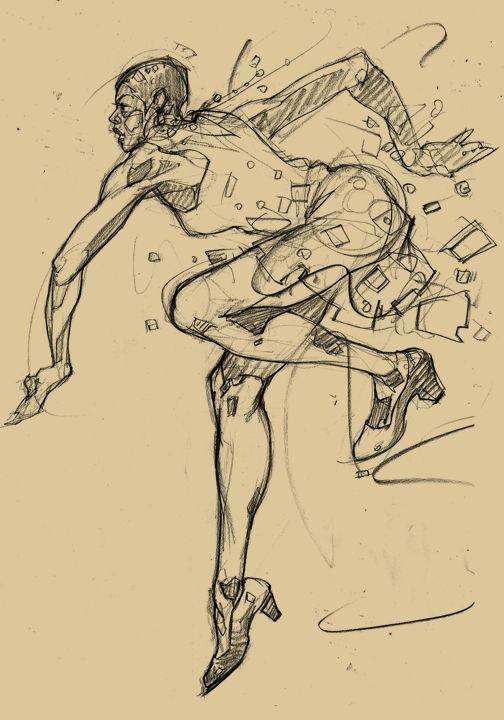https://www.behance.net/gallery/15888641/Harlem-Swing-Dance-Studies-2